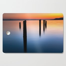 Tacoma Tranquility Cutting Board