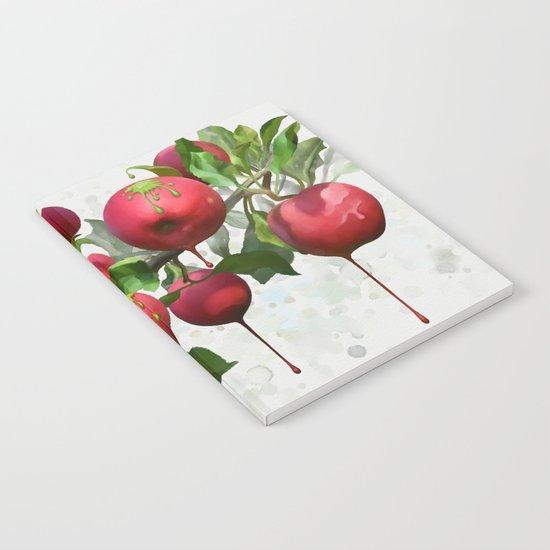 Melting Apples Notebook
