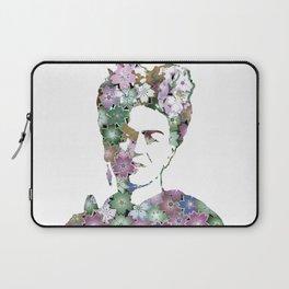 Portrait of artist Frida Kahlo 7. Laptop Sleeve