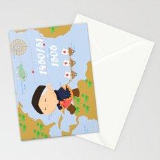 Columbus (Cristóbal Colón) Stationery Cards