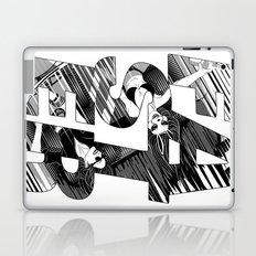 Faster II Laptop & iPad Skin