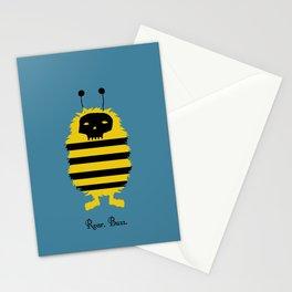 Roar. Buzz. Stationery Cards