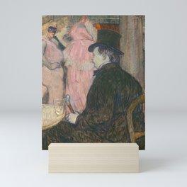 Henri de Toulouse-Lautrec, Maxime Dethomas, 1896 Mini Art Print