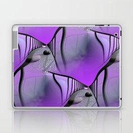 difficult way - pattern -2- Laptop & iPad Skin