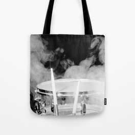 SMOKIN BEAT Tote Bag