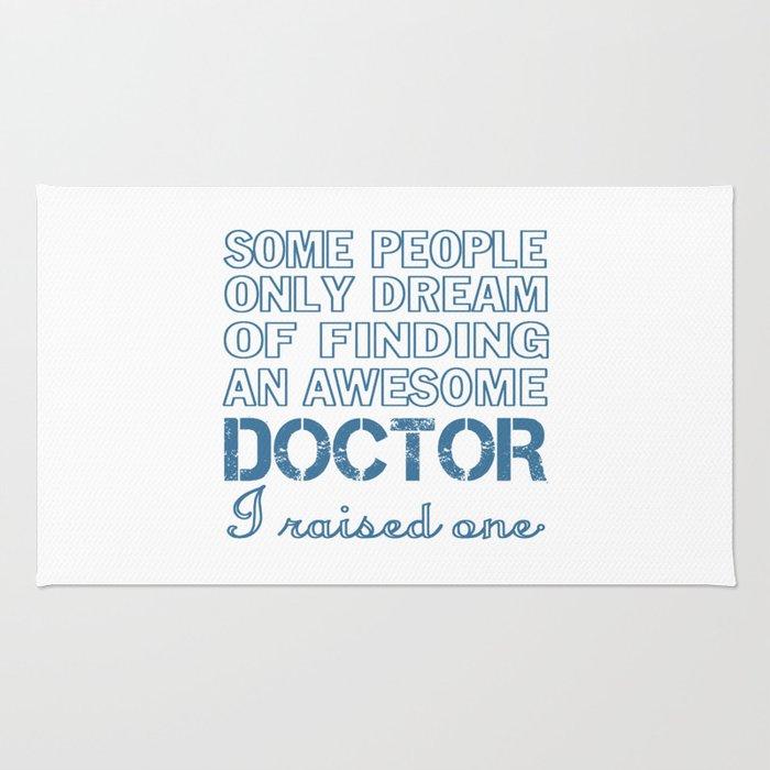 DOCTOR'S DAD Rug
