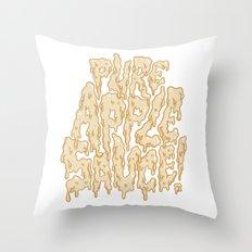 Pure Applesauce!  Throw Pillow