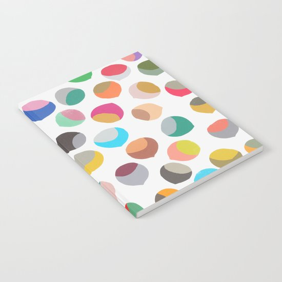 painted chestnuts 1 Notebook