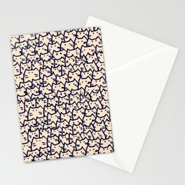 Cats  New colour 328 Stationery Cards