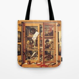 Cabinet of Curiosities Tote Bag