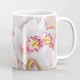 Flowers  Photography   Orchids   Pink Flowers   Floral Coffee Mug