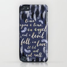 Daughter of Smoke and Bone quote design Slim Case iPod touch