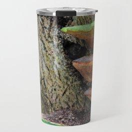 Bracket fungus (#1) Travel Mug