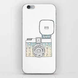 Photo in Russian Style  iPhone Skin