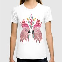parrot T-shirts featuring parrot by Manoou