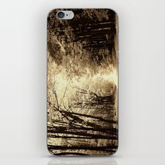 Secret Location  iPhone & iPod Skin