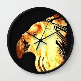Paradise Bird N1 Wall Clock