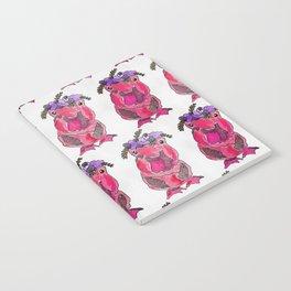 pink ducks Notebook
