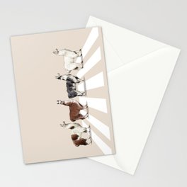 Llama The Abbey Road #2 Stationery Cards