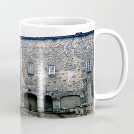 Grey stone buildings Coffee Mug