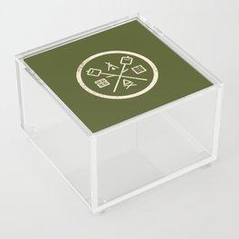 S'mores Society Acrylic Box