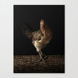 Blanche 18x24 Canvas Print