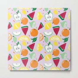 Fruit Punch Metal Print