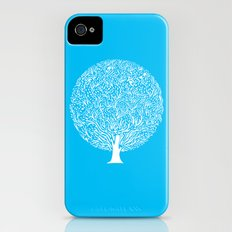 Blue Tree iPhone (4, 4s) Slim Case