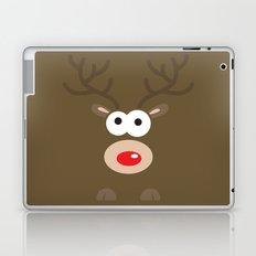 Minimal Reindeer  Laptop & iPad Skin