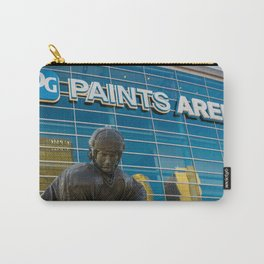 Pittsburgh PPG Paints Arena Hockey Gifts Carry-All Pouch