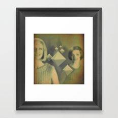 Pleasant Invasion No.1. Framed Art Print