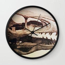 Name Your Favorite Dinosaur!!! Wall Clock