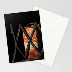 Gas Can Stationery Cards