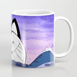 The Cat Wave Coffee Mug