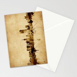 San Francisco City Skyline Stationery Cards