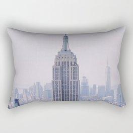 Empire State Building – New York City Rectangular Pillow