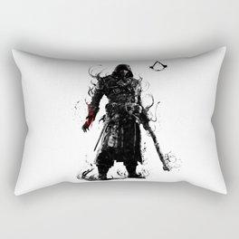assassin's killer Rectangular Pillow