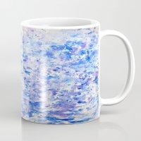 splatter Mugs featuring splatter by From Roxy