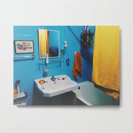 Bathroom Metal Print