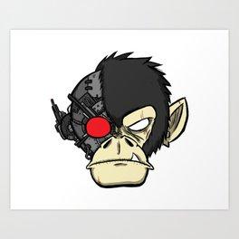 ProtoNiko logo Art Print