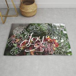 Choose Joy Rug