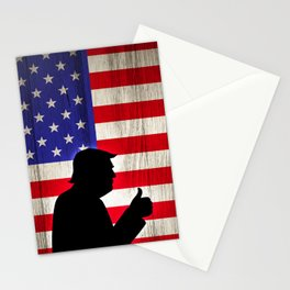 Trump Charicature Stationery Cards