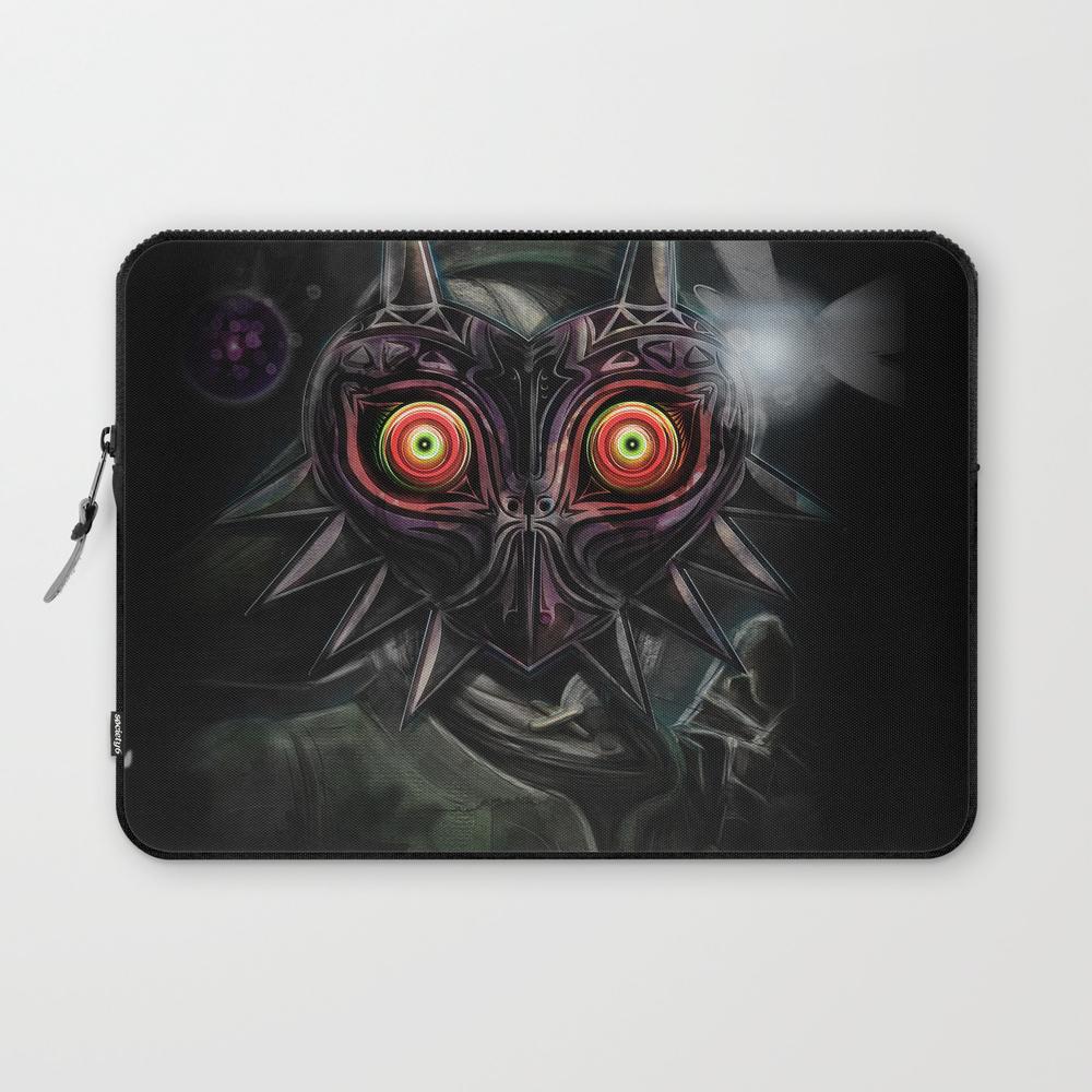 Legend Of Zelda Majora's Mask Link Laptop Sleeve LSV840167