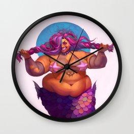 Freyja Wall Clock