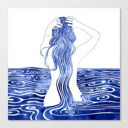 Nereid XI Canvas Print
