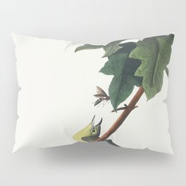 Yellow-throated Vireo from Birds of America (1827) by John James Audubon etched by William Home Liza Pillow Sham