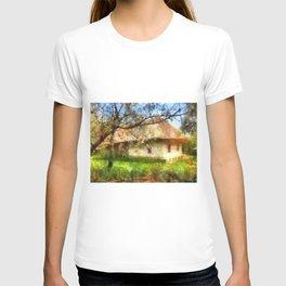 old Ukrainian house  T-shirt