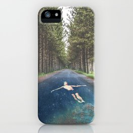 FORREST RIVER iPhone Case