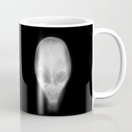 Alien X-Ray Coffee Mug