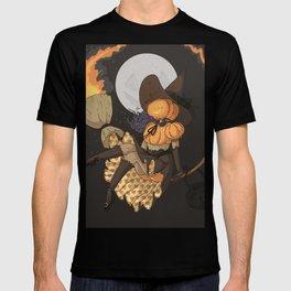 Pumpkin Witch T-shirt
